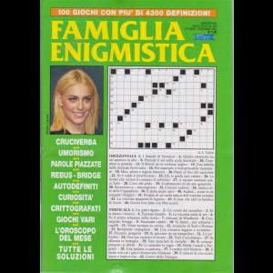 Famiglia Enigmistica - n. 203 - bimestrale - ottobre - novembre 2020