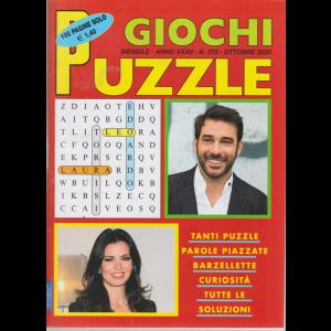 Giochi Puzzle - n. 378 - mensile - ottobre 2020 - 100 pagine