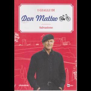 I Gialli di Don Matteo  - Salvazione - n. 3 - settimanale -