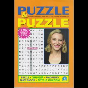 Puzzle & Puzzle - n. 166 - bimestrale - ottobre - novembre 2020 - 196 pagine
