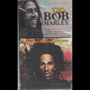 Gli speciali musicali di Sorrisi n. 9 - 11/9/2020 - Bob marley - Natty Dread - 3° cd - formato maxi digipack + libretto inedito