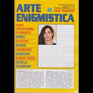 Arte Enigmistica - n. 210 - bimestrale - ottobre - novembre 2020 - 100 pagine