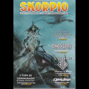 Skorpio - n. 2271 - 10 settembre 2020 - settimanale di fumetti