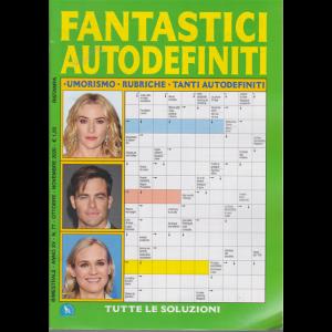Fantastici  Autodefiniti - n. 77 - bimestrale - ottobre - novembre 2020 -