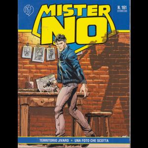 Mister No - n. 161 - Territorio jivaro - Una foto che scotta - settembre 2020 - mensile