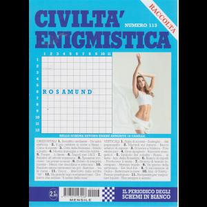 Raccolta Civiltà enigmistica - n. 113 - settembre 2020 - mensile