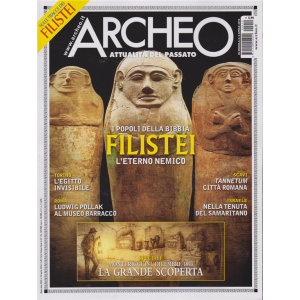 Archeo - n. 410 - aprile 2019 - mensile