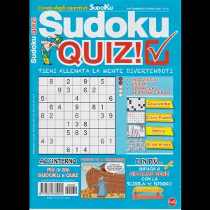 Sudoku Quiz - n. 32 - bimestrale - 12/9/2020