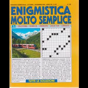 Enigmistica Molto Semplice - n. 85 - bimestrale - ottobre - novembre 2020