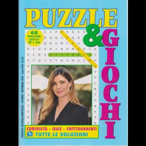 Puzzle  &  Giochi - n. 83 - bimestrale - ottobre - novembre 2020 - 68 pagine