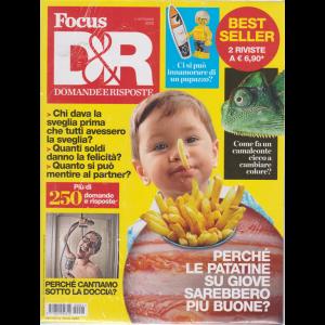 Gli Speciali di Focus -  Domande & Risposte - n. 1 - 11 settembre 2020 - mensile - 2 riviste