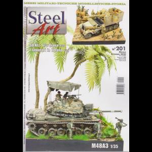 Steel Art - n. 201 - mensile - settembre 2020