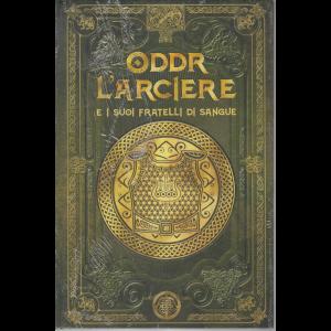 Mitologia Nordica - Oddr l'arciere e i suoi fratelli di sangue - n. 48 - settimanale - 11/9/2020 - copertina rigida