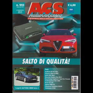 Acs Audio Car Stereo - n. 223 - febbraio - marzo 2019 - bimestrale -