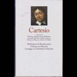 I grandi filosofi - Cartesio - n. 15 - settimanale - 11/9/2020 - copertina rigida