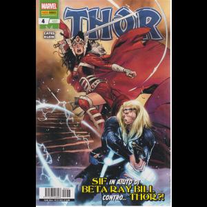 Thor - n. 257 - Sif in aiuto di Beta Ray Bill contro....Thor?! - mensile - 10 settembre 2020