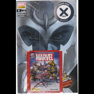 Gli incredibili X-Men - n. 369 - mensile - 10 settembre 2020 - + in regalo un pacchetto di figurine Marvel!