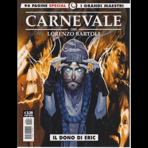 Cosmo Serie Gialla - Carnevale con Lorenzo Bartoli - Il dono di Eric - n. 96 - 9 settembre 2020 - mensile