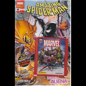 Uomo Ragno - Spider - man - n. 754 - Realtà aliena - quindicinale - 10 settembre 2020 - + in regalo un pacchetto di figurine Marvel!