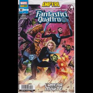 Fantastici Quattro - L'arena della morte - n. 407 - mensile - 10 settembre 2020