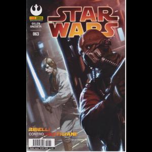 Star Wars - n. 63 - Ribelli contro partigiani! - mensile - 10 settembre 2020