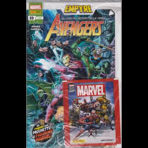 Avengers - n. 127 - La minaccia di Kree e Skrull incombe! - mensile - 10 settembre 2020 - + in regalo un pacchetto di figurine Marvel!
