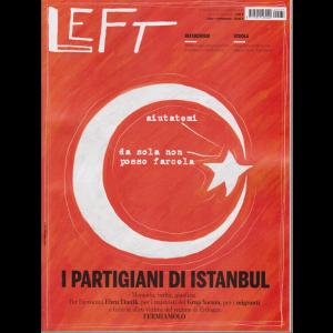 Left Avvenimenti - n. 37 - 11 settembre - 17 settembre 2020 - settimanale