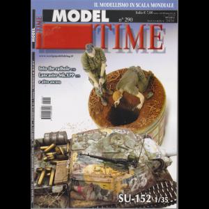 Model Time - n. 290 - mensile - settembre 2020