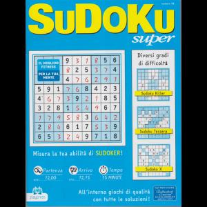 Sudoku Super - n. 99 - 12/9/2020 - bimestrale