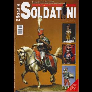 Soldatini - n. 144 - bimestrale - settembre - ottobre 2020 - italiano inglese