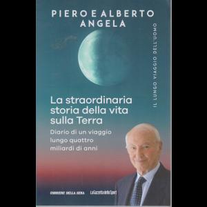 Piero e Alberto Angela - Il lungo viaggio dell'uomo - La straordinaria storia della vita sulla Terra - n. 4 - settimanale -