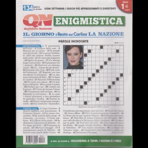 Enigmistica - n. 134 - 21/9/2020 - settimanale