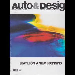 Auto & Design - n. 244 - bimestrale - settembre - ottobre 2020 - english - italiano -
