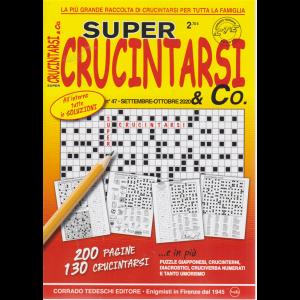 Supercrucintarsi & Co. - n. 47 - trimestrale - 15/9/2020 - 200 pagine - 130 crucintarsi