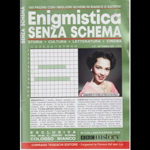 Enigmistica senza schema - n. 27 - settembre 2020 - mensile