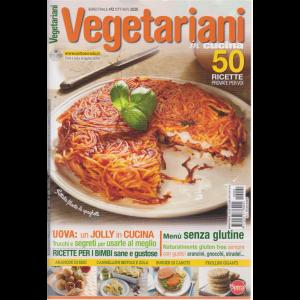Vegetariani in cucina - n. 92 - bimestrale - ottobre - novembre 2020 -