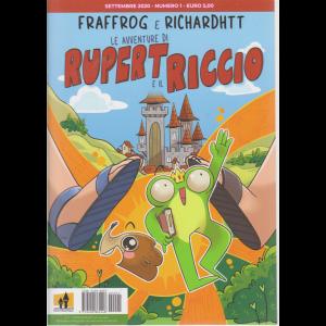 Rupert & il Riccio - n. 1 - settembre 2020 -
