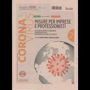 Coronavirus - Misure per imprese e professionisti - giugno 2020 - mensile - n. 3 -