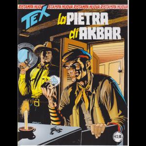 Tex Nuova Ristampa - La Pietra di Akbar - n. 461 - mensile - settembre 2020