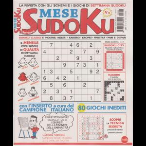 Settimana Sudoku Mese - n. 19 - mensile - 15/9/2020