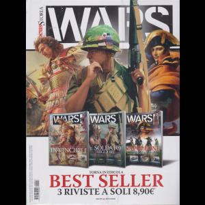 Gli speciali di Focus storia wars - ottobre 2020 - 3 riviste