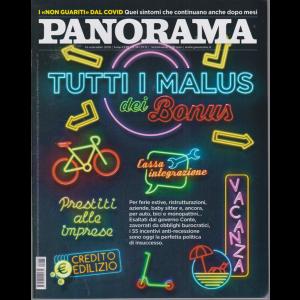 Panorama - n. 38 - 16 settembre 2020 - settimanale