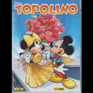 Topolino + i francobolli in metallo! - n. 3382 - settimanale - 16 settembre 2020