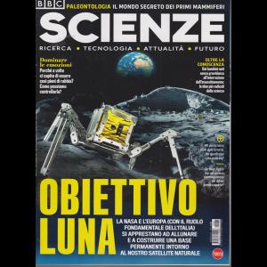 Scienze - n. 82 - bimestrale - settembre - ottobre 2020