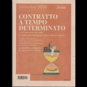 Zoom Manovra - Contratti a tempo determinato - settembre 2020 - mensile - n. 4 -