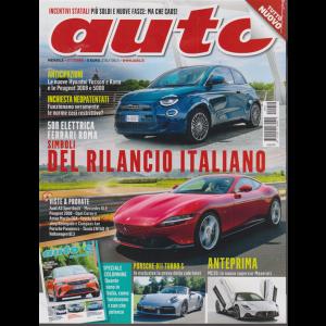 Auto - n. 10 - mensile - ottobre 2020