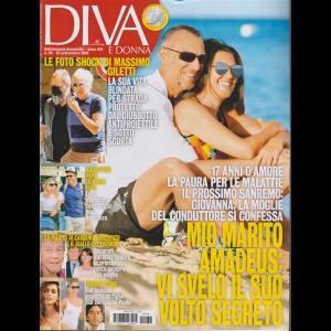 Diva e Donna  - n. 38 - settimanale femmiknile - 22 settembre 2020