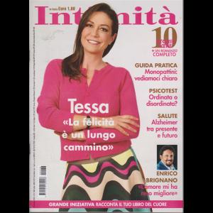 Intimita' - T. Gelisio - n. 38 - settimanale - 23 settembre 2020