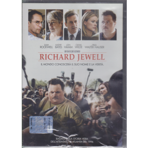I Dvd Cinema di Sorrisi -n. 31 -  Richard Jewell - settimanale - ottobre 2020