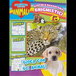 Un Cuore per gli animali - n. 2 - bimestrale - settembre - ottobre 2020 -